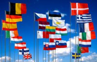 Una delegazione di giovani europei a Bruxelles